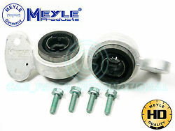 Meyle Germany Bmw E46 3 Series Heavy Duty Hd Front Wishbone Arm Bushes And Bolts