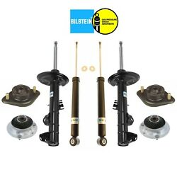 For Bmw E36 318ti 95-99 Front And Rear Shock And Struts W/ Mount Kit Bilstein B4
