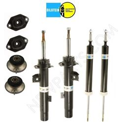 For Bmw E92 3-series Coupe Front Struts Rear Shocks Mount Sport Suspension B4