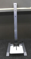 Heavy Duty Laboratory Stand With Flask Holder 13.75 X 16.75 X 34 Lwh