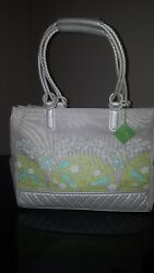 VERA BRADLEY SITTIN' IN A TREE Limited XL BeachTravel Resort TOTE BAG - NWT