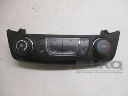 2014 Chevrolet Impala Manual Climate AC Heater Temperature Control OEM LKQ