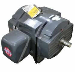 U.s. 75 Hp 3600 Rpm Odp 208 Volts 364ts 3 Phase Motor 12717174-100 New Surplus