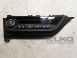 2014 2015 2016 Toyota Corolla AC Air Conditione Climate Control Panel OEM