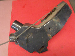 60-66? Chevy Truck Suburban Panel Short Bed Heater inside air Duct  wo AC