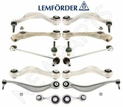 For Bmw F01 F02 F04 Front And Rear Suspension Repair Kit Control Arms Ball Joints