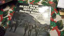 Harlan Howard To The Silent Majority With Love Sealed Vinyl Lp