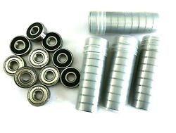 608 2rs - 608 Zz 8x22x7 Multipack High Performance Bearings Fast Free Uk Seller