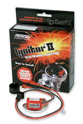 Pertronix 2 Ignitor And Pertronix 2 Coil Lucas 25d6 Distributor 9lu-162a /45011pk