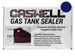 Caswell Phenol Epoxy Fuel And Oil Tank Sealer Royal Blue Pn Tbs-cas-royal