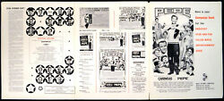 Pepe 1960 Cantinflas, Dan Dailey, Shirley Jones, Maurice Chevalier Campaign Book