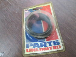 Nos Parts Unlimited Universal 47x58 Front Fork Dust Seal Set Ws-096