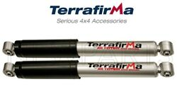 For Land Rover Discovery Pair Set Of 2 Rear All Terrain Shock Absorbers