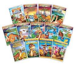 Land Before Time The Complete Collection Brand New Sealed