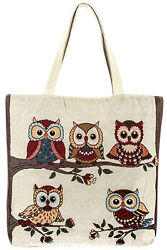 I Love OWL - Hoot Owl - Owl Design Tote Bag