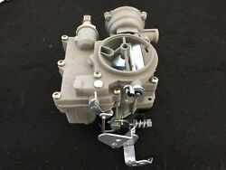 Vintage Speed Rochester 2g Primary Carb In Sandstone Tri Power Hot Rod