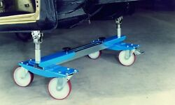 Carry Carrying Trolley Workshop Transport Accident Damaged And Immobile Vehicles