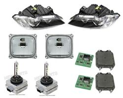 For BMW E90 E92 E93 3-Series Left+Right Headlights Control Unit