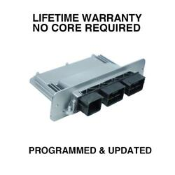 Engine Computer Programmed/updated 2013 Ford Van Dc2a-12a650-sa Mwx0 5.4l Pcm