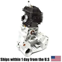 Engine Motor Crankcase Cylinder Piston For Stihl Ms200t Ms200 020 Chainsaw