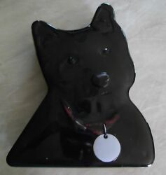 Super Cute Scottie Dog Tin Unbranded - Must SEE!