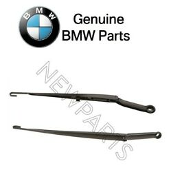 For Bmw E46 M3 328i Pair Set Of Front Left And Front Right Windshield Wiper Arms