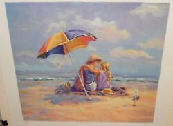 Lucelle Raad Precious Time Limited Edition Serigraph