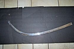 Mercedes Front Windshield Chrome Moulding W111 Cabrio 1116705616 Used 280sec 3.5