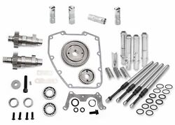 Sands 645g Gear Drive Cams Pushrods Lifters Engine Install Kit Camshafts Harley