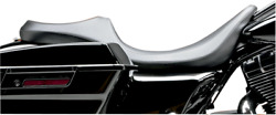 Le Pera Villain Smooth Extended Reach 2 Up Lepera Seat 2008-2020 Harley Touring
