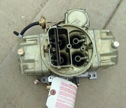 1968-69 Chevy Chevrolet Camaro Z-28 Holley Carb Dz 4053 Dated 951 Gm 3923289