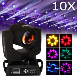 10X 230w Zoom Moving Head Light Osram 7R Beam DMX16Ch 16Prism Stage Show Party