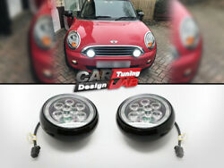 Rally Driving Light Halo Ring Led Daytime Assembly For Mini Cooper R56-r59 Mk2