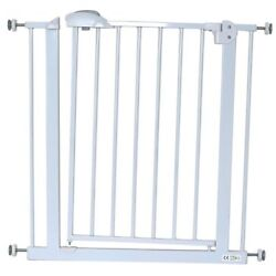 Isafe Stair Gate 90anddeg Stop Open And Auto-close Stairgate - 10cm/20cm/30cm/45cm