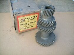1937 37 Ford 82a 74 60-hp Nors Transmission Cluster Gear