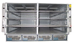 Cisco N20-C6508 UCS 5108 Blade Server Chassis w4xPSU8xFAN2 x 2208XP