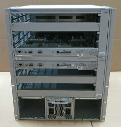 Nortel Networks Passport 8010 Switch 10 Port DS1402001-E5 With 1x Power Supply
