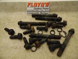John Deere F930 Peerless 2600-004 Differential Bolts Washer And Hardware
