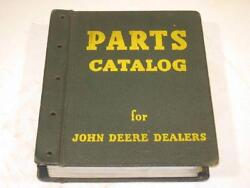 John Deere 850 950 Tractors 76 79 Flail Spreaders And Many More Parts Catalogs