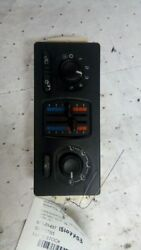 Climate Control Panel Temperature Control Manual Auxiliary Control Fits 03-04 AV