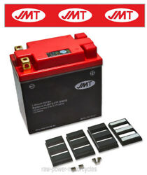 Piaggio Beverly 125 Rst 2004 Jmt Lithium Ion Battery Yb12-fp