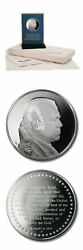 Usa The Presidential Inaugural Eyewitness Medal Gerald Ford 1974 Sterling Silver
