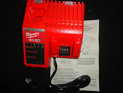 1 MILWAUKEE 48 59 1812 18V 18 VOLT M18 LITHIUM ION CHARGER NEW