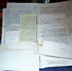 Important Collection 400+ Love Letters 1920and039s And 30and039s Us Coast Guard Sailor Lover