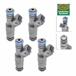 Set of 4 Herko Fuel Injector INJ557 For Ford Mercury Contour Escape Focus 98-04