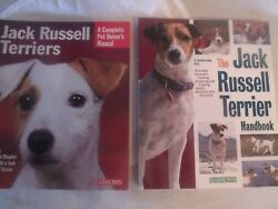 Barron's Jack Russell Terrier Handbook & Complete Pet Owners Guide