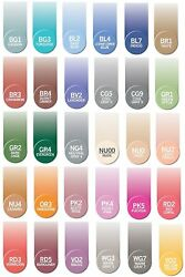Chameleon Marker Ink Refill Kits Set of 30 Newest Colors Each 25 ml