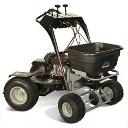 Spyker S100-12010 Ride On Spreader for Seed Salt Fertilizer 4.4HP Honda