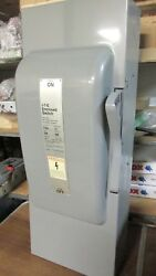 Ite / Siemens Fusible Vacu-break Safety Switch 200a, 600v Cat F354 .. Ds-555