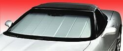 Heat Shield Silver Car Sun Shade Fits 2018-2019 18 19 Audi A5 Cabriolet And S5